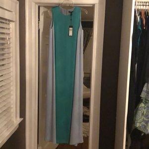 BCBG LADIES BETHANIE LONG DRESS